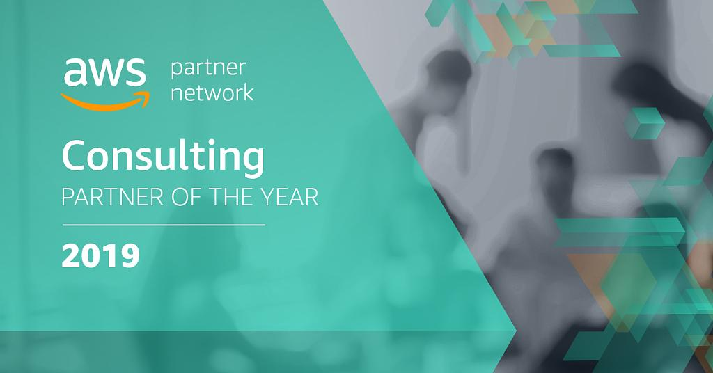Cloudreach named UK&I Consulting Partner of the Year by Amazon Web Services