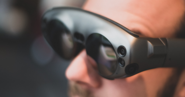 Augmented Reality, Virtual Reality & Mixed Reality