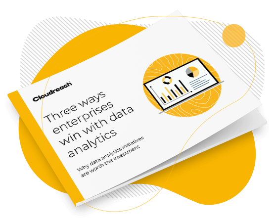 eBook - Three Ways Enterprises Win with Data Analytic