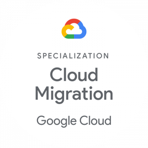 Specialization Cloud Migration