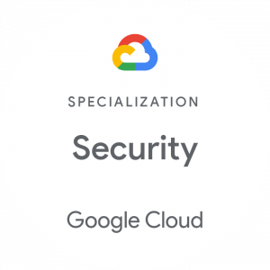 Specialization Security Google Cloud