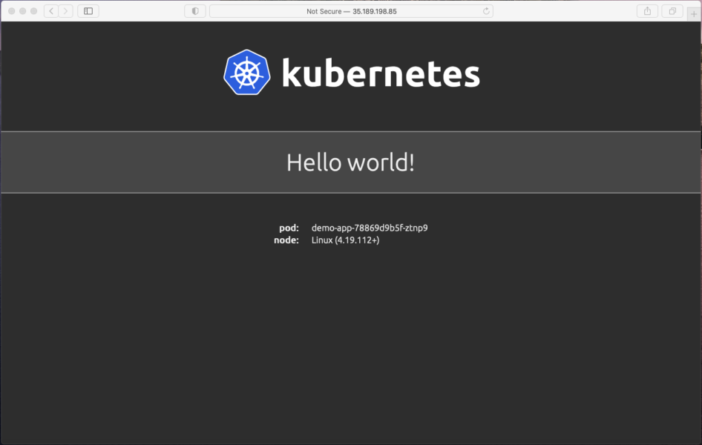 Cloudreach Kubernetes LaunchPad for GKE