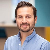 Andre Azevedo - Global Head of Partnerships