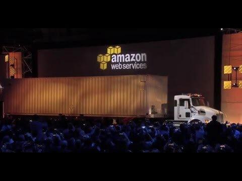 AWS truck