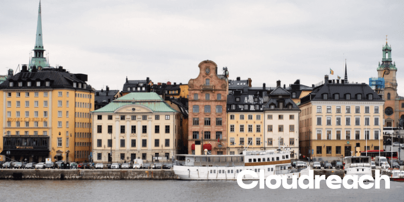 Cloudreach Expands to Sweden