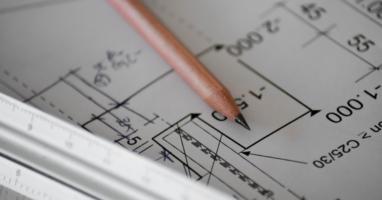 Blueprint pencil