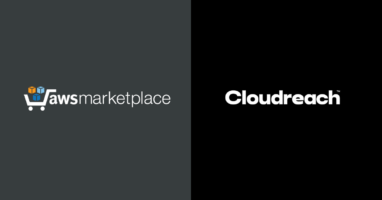 AWS marketplace announcement