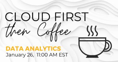 Cloud First Data Meetup