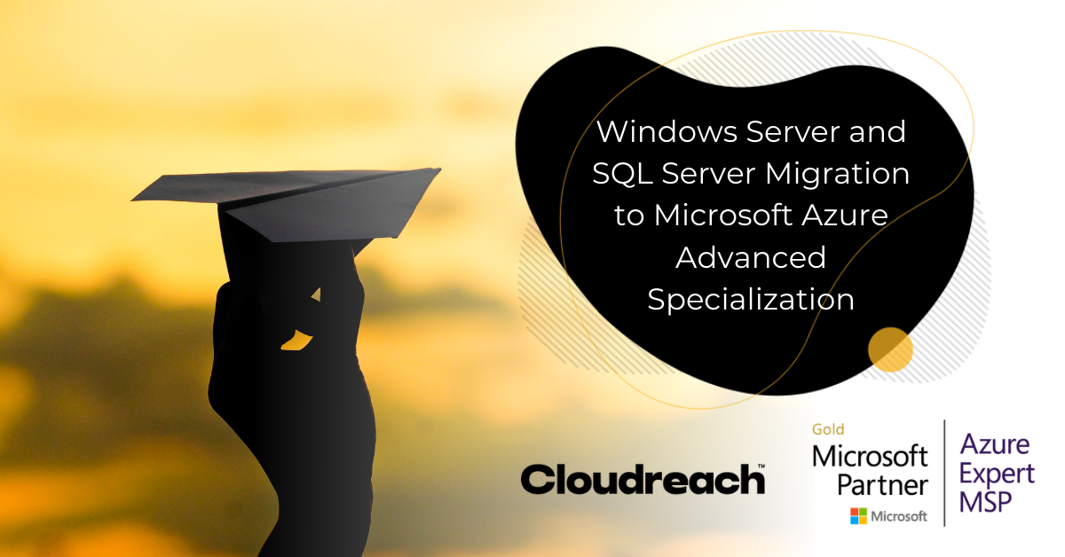 Cloudreach Windows server